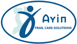 Ayin Frail Care Solutions Logo